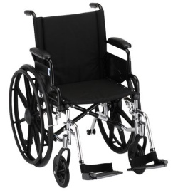 Lightweight wheelchair rental and sales